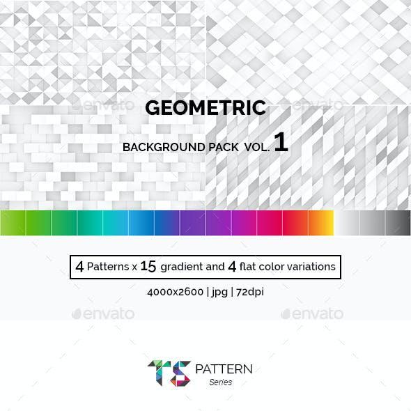 Geometric Background Pack Vol.1