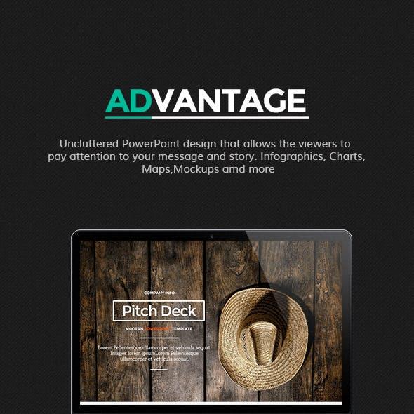 Advantage PowerPoint Presentation