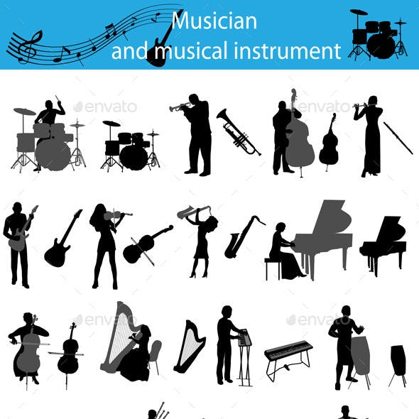 Musicians and Musical Instruments