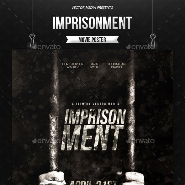 Imprisonment - Movie Poster