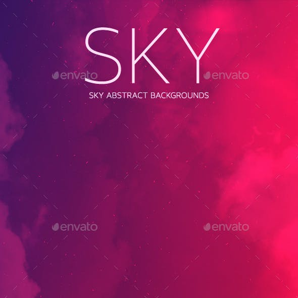Sky Abstract Backgrounds