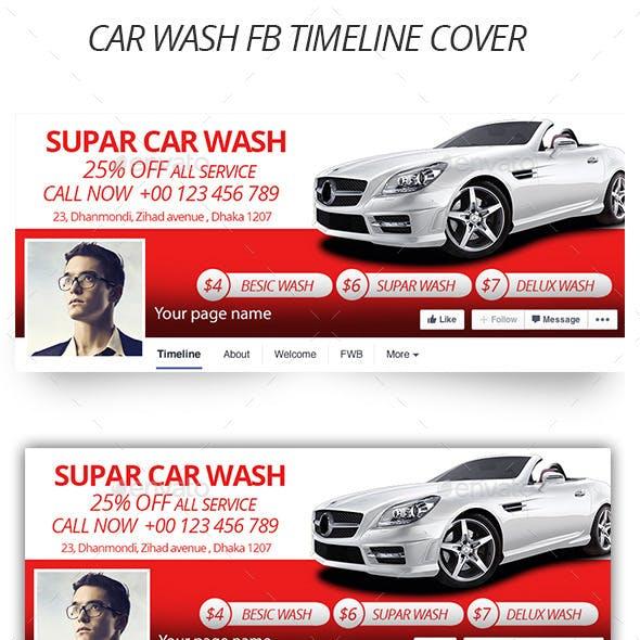 Car Wash Facebook Timeline