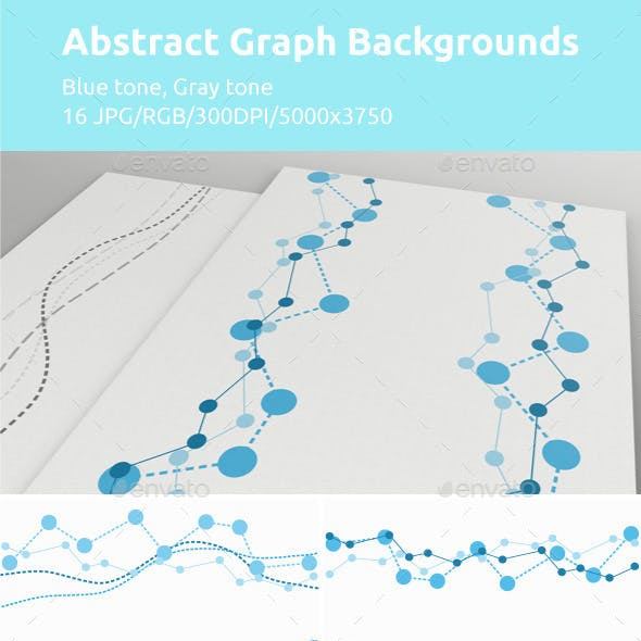 Abstract Graph Backgrounds