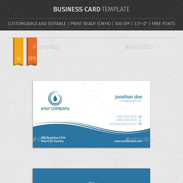 Business Card V03