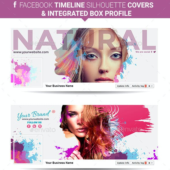 Facebook Timeline Covers  & Integrated Box Profile