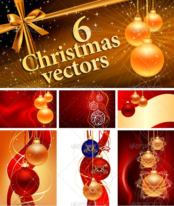 6 Christmas design - Christmas Seasons/Holidays