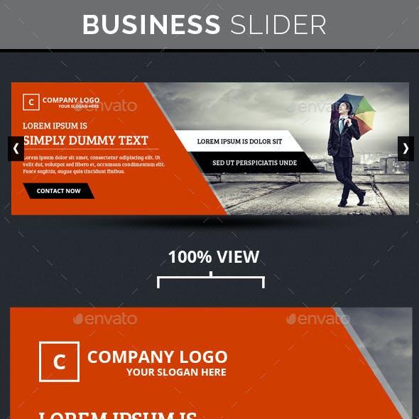 Business Slide V6