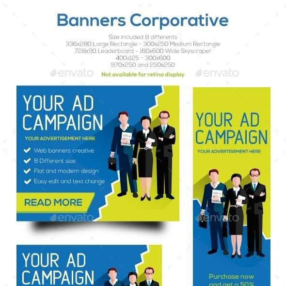 Banners Corporative