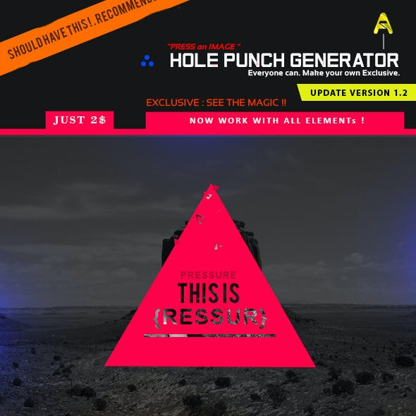 Hole Punch Generator