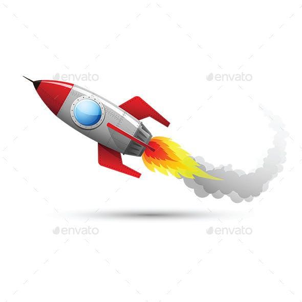 Rocket Flying 2