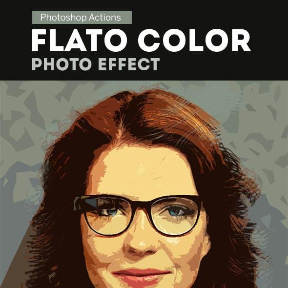 Flato Color Effect
