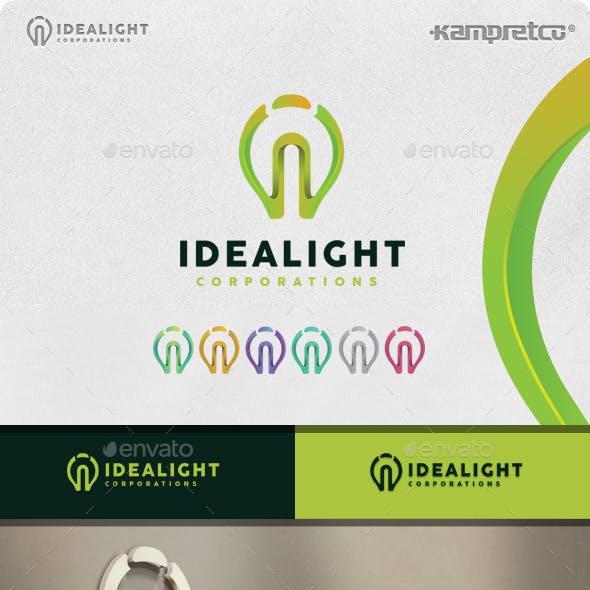 Idea Light Logo