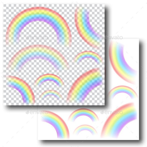 Transparent Rainbows