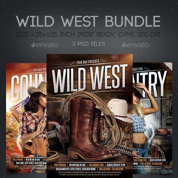 Wild West Flyers Bundle