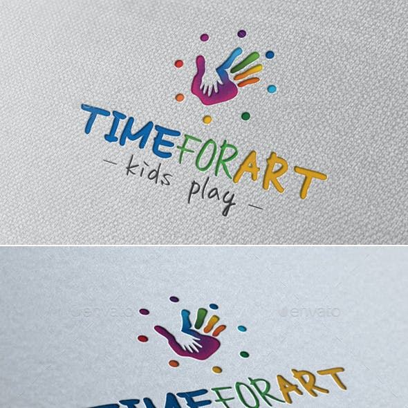 Time For Art - Kids Play