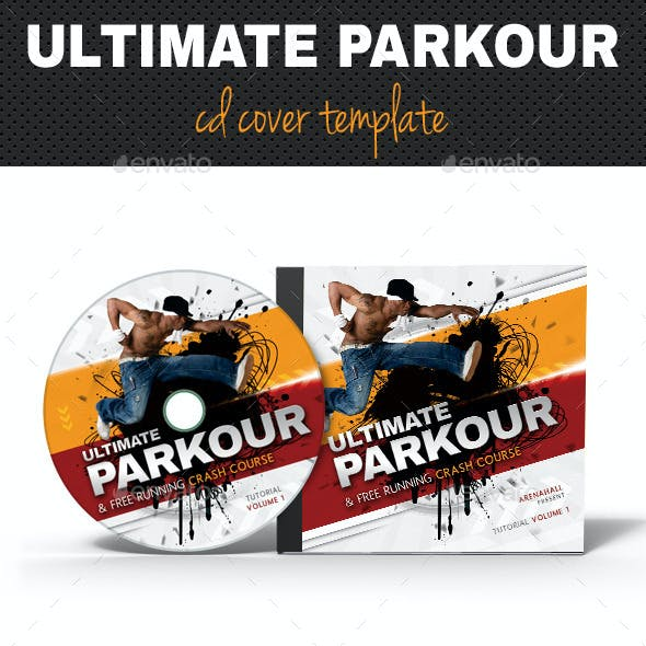 Ultimate Parkour CD Cover