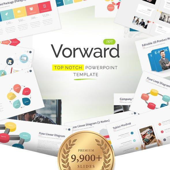 Vorward - Powerpoint Template