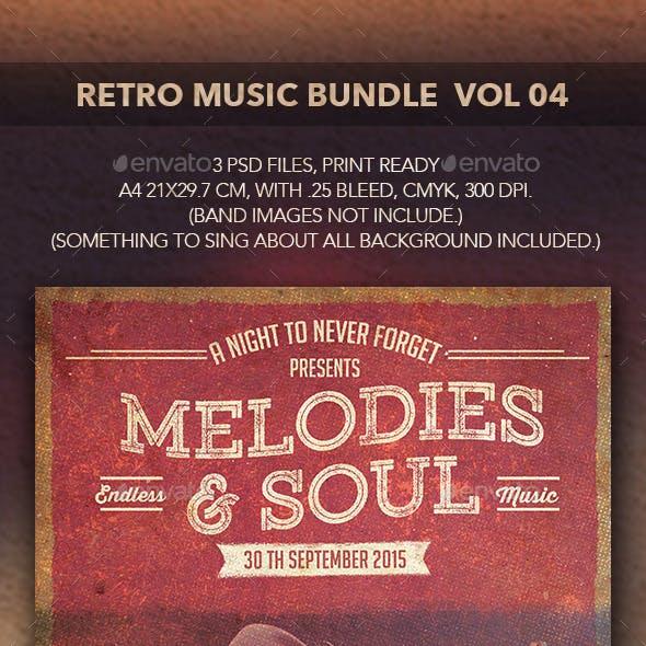 Retro Music Bundle 04