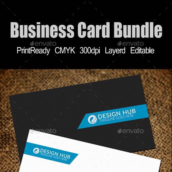 Business Card Bundle Template