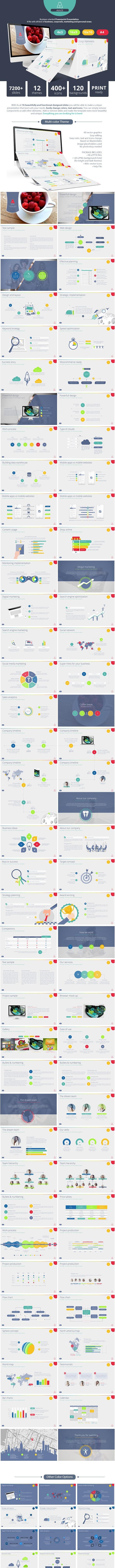 Amaze Powerpoint Presentation - PowerPoint Templates Presentation Templates