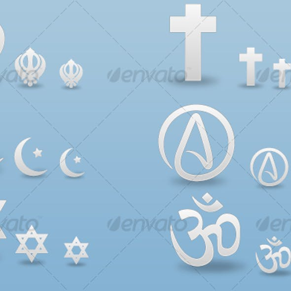 Religions- Icon Pack
