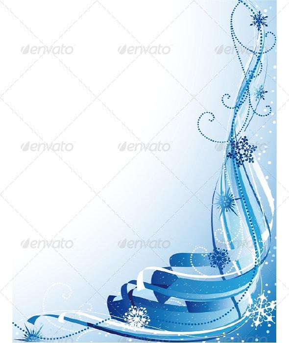 Xmas abstract background - Christmas Seasons/Holidays