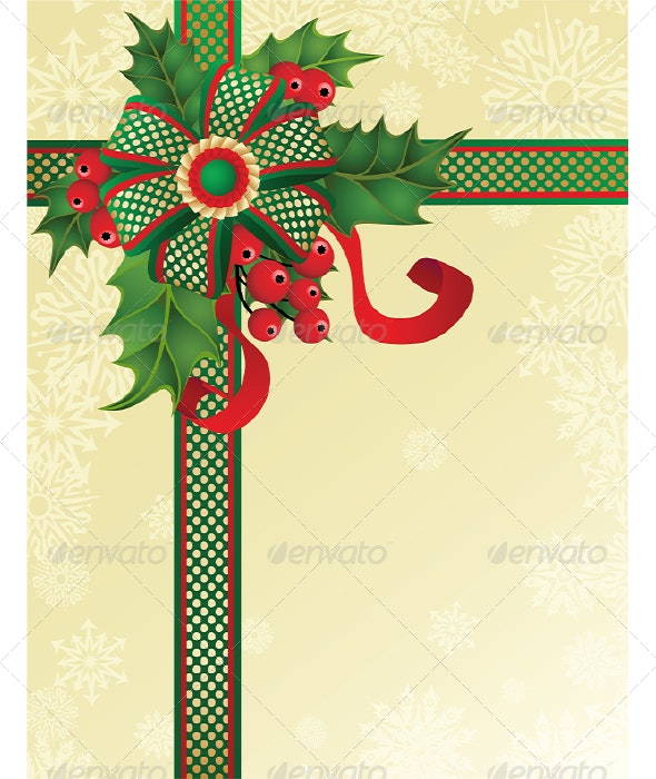 Holly - Christmas Seasons/Holidays
