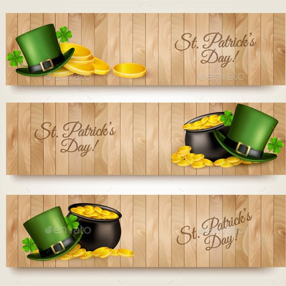 Three Saint Patricks Day