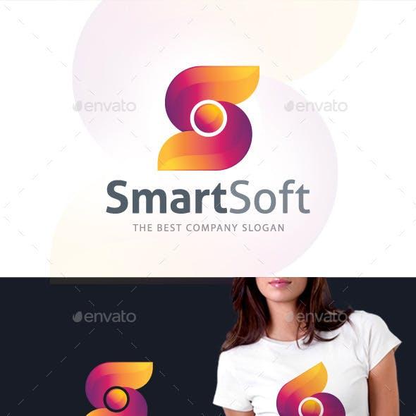 Smart Software Letter S Logo