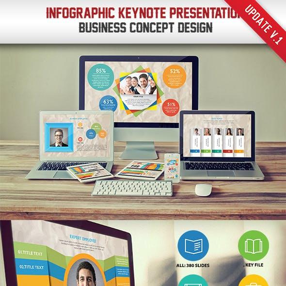 Infographic Keynote Presentation Update V.1