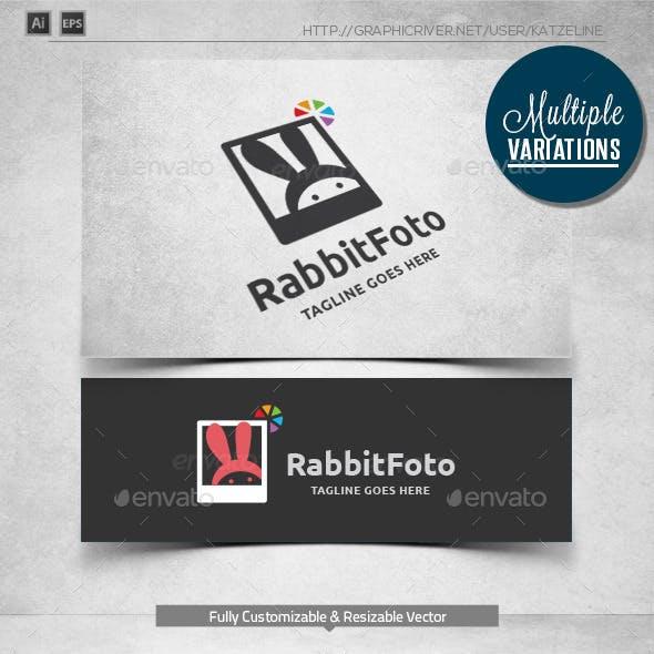 Image Rabbit - Logo Template