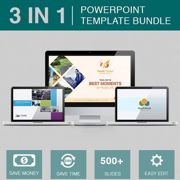 PowerPoint Bundle Template | Volume 1