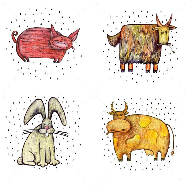 Patterns of Animals