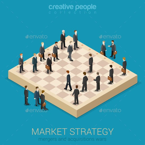 Corporate Business Market Strategy