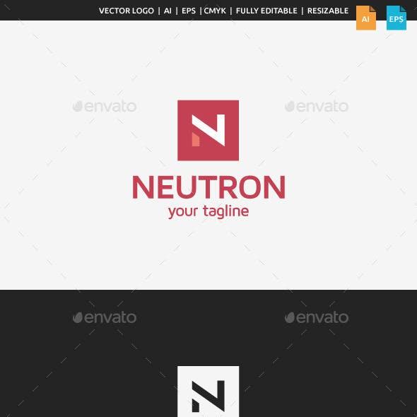 Neutron - Letter N