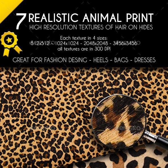 Animal Print - Texture Pack