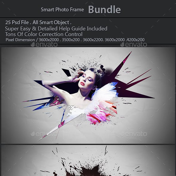 Smart Photo Frame Bundle