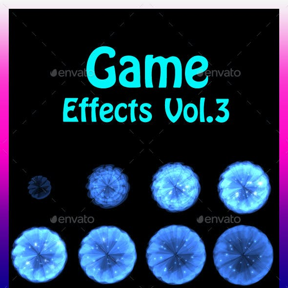 Game Effects Vol.3