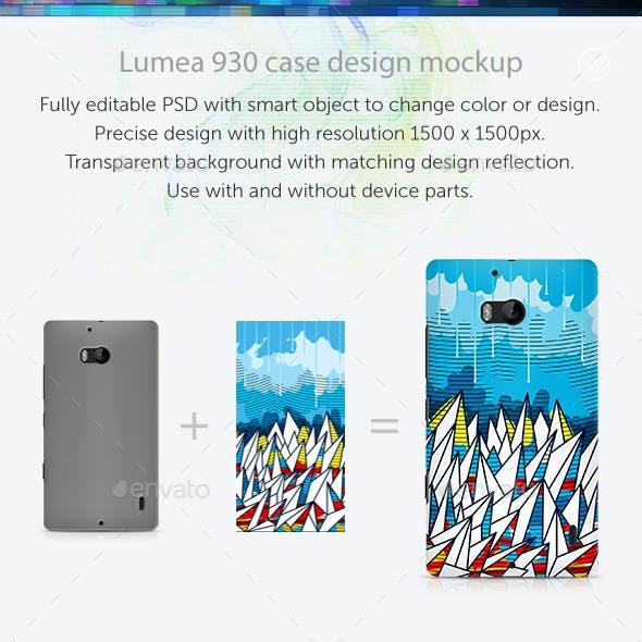 Lumea 930 Case Design Mockup