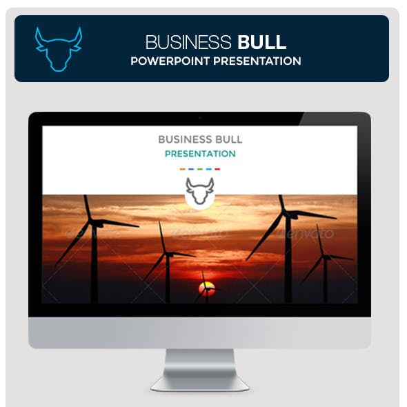 Business Bull PowerPoint Presentation