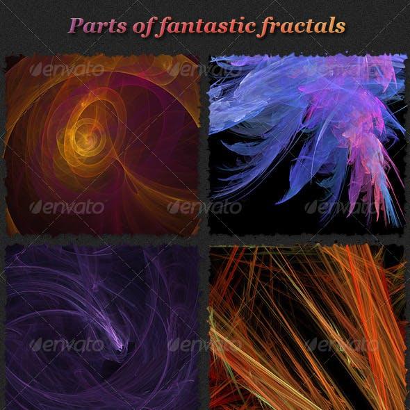 Fantastic Fractals Set 2