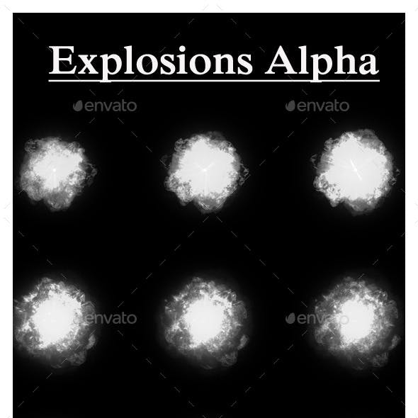 Explosions Alpha