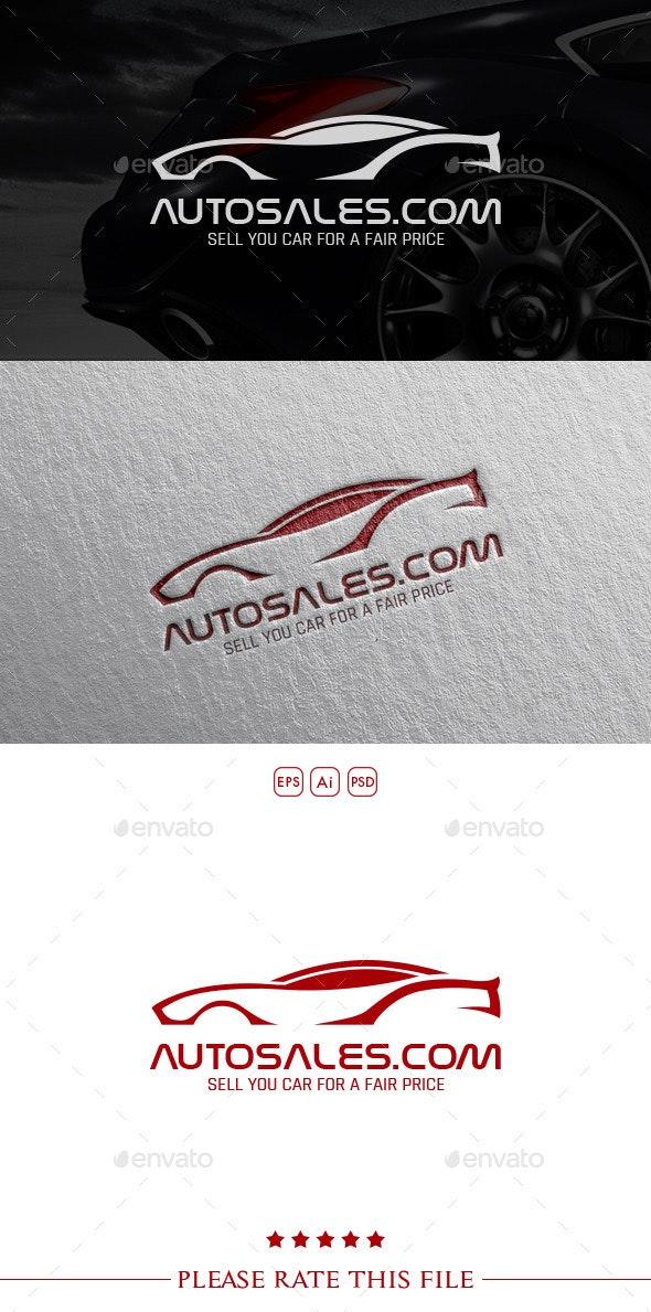 Car Logo - Vector Abstract