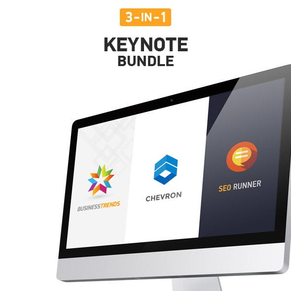 3-in-1 Keynote Bundle
