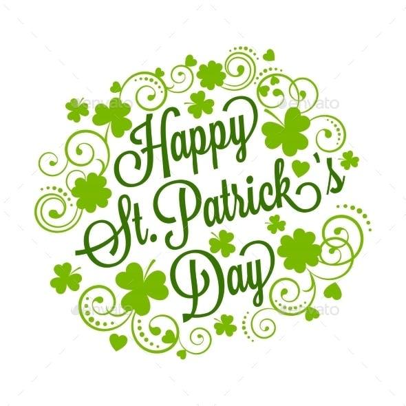 St. Patrick's Card