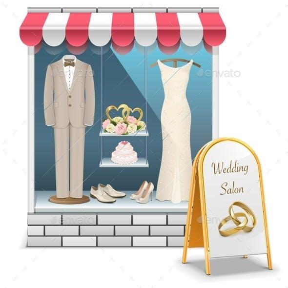 Vector Wedding Boutique