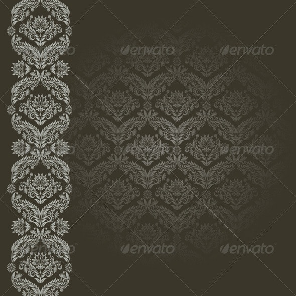 Black and gray background  - Backgrounds Decorative