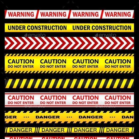 Warning and Caution Tapes