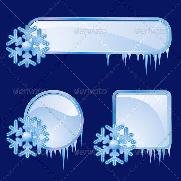 Set from christmas frames - Christmas Seasons/Holidays