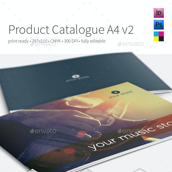 Product Catalog - Vertical A4 Vol.2